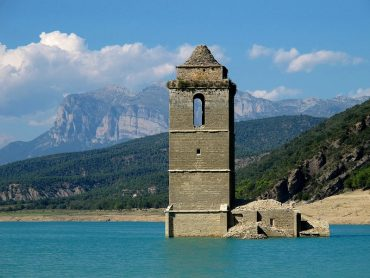 España sumergida: breve guía de pueblos bajo el agua