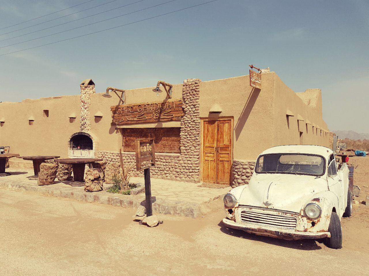 کویر-مرنجاب-ایران-کاشان