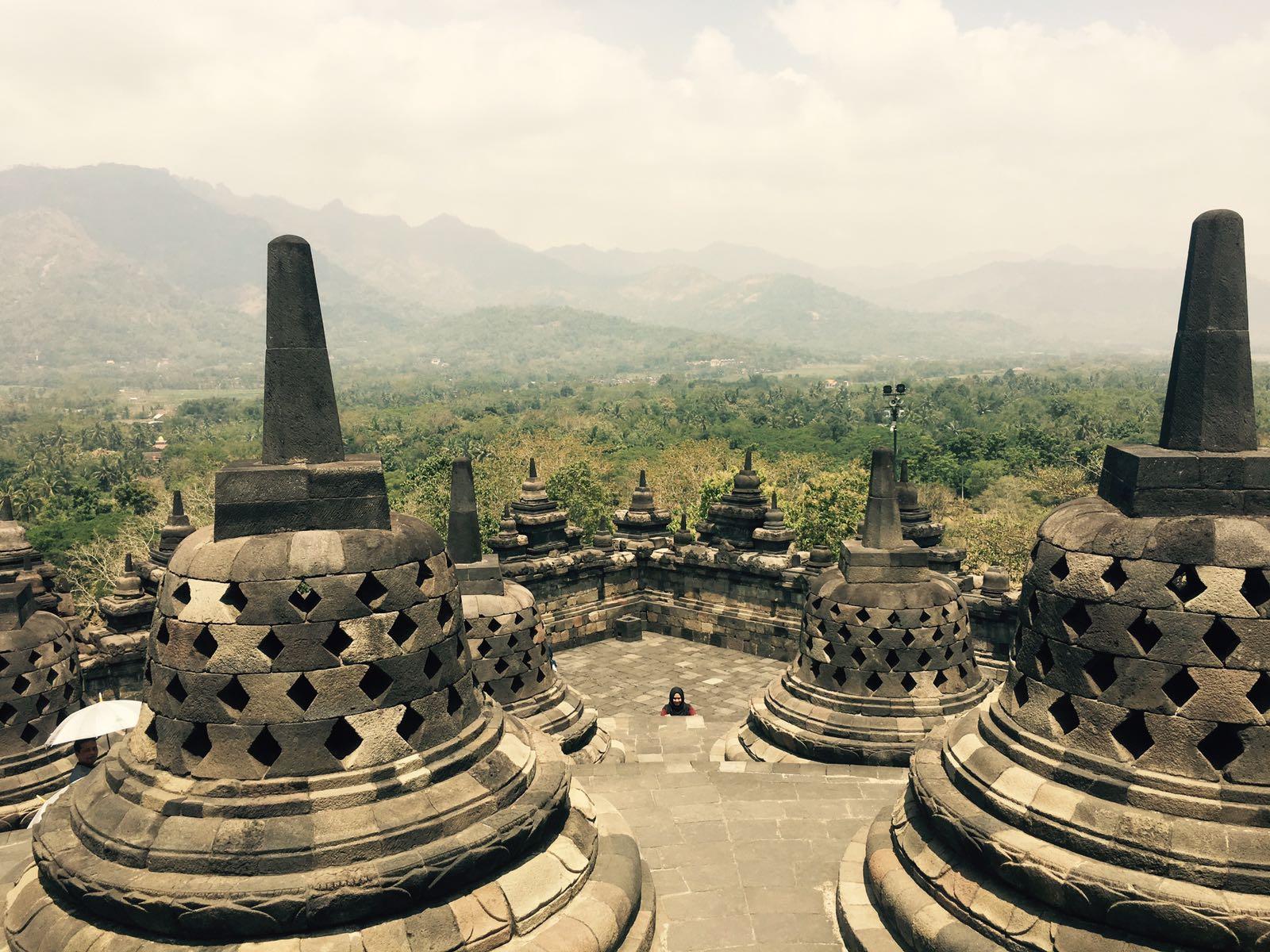 borbundur -templo-Yogyakarta