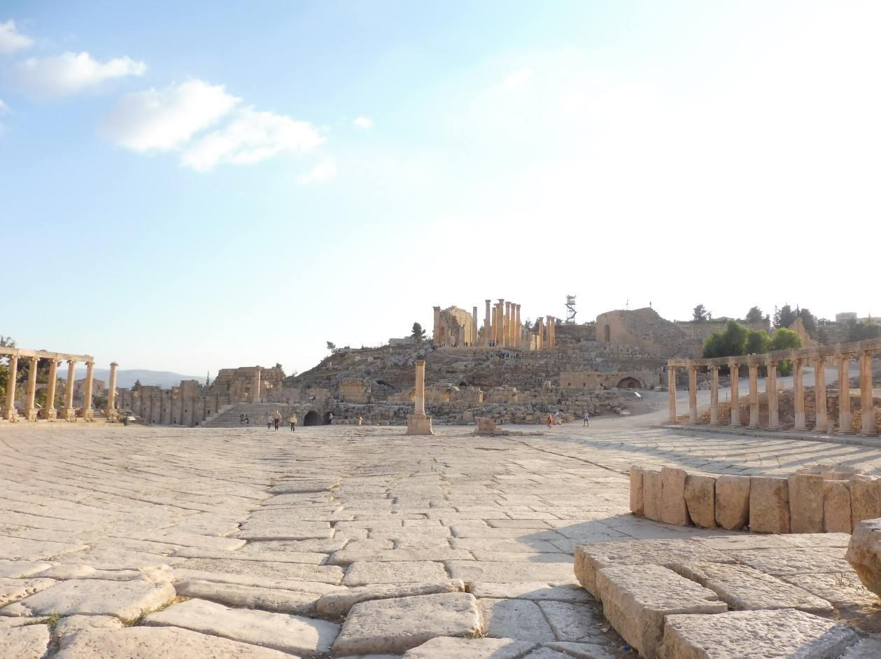 viajes-a-jordania-jerash