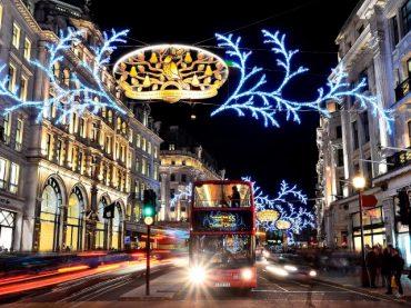 Guía para disfrutar (a tope) de Londres en Navidad