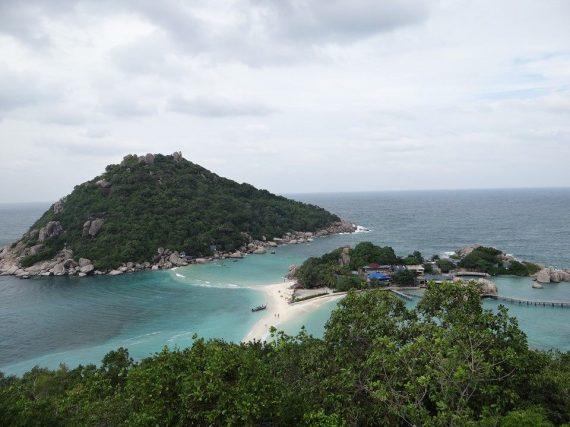 Koh Tao, un paraíso del buceo y para todos los sentidos