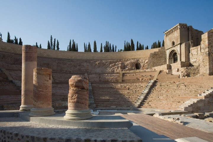 Murcia-teatro-romano-cartagena