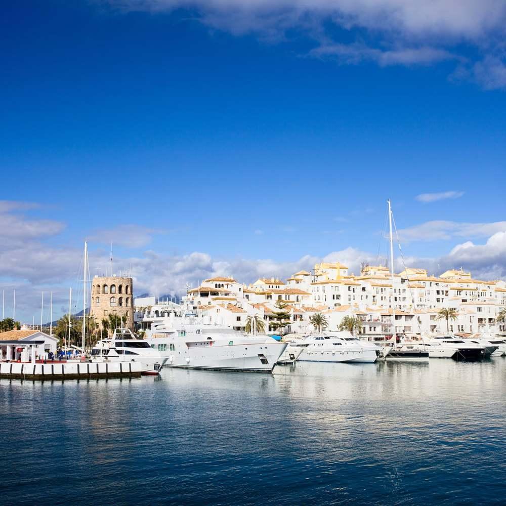 Andalucía-Málaga-Marbella
