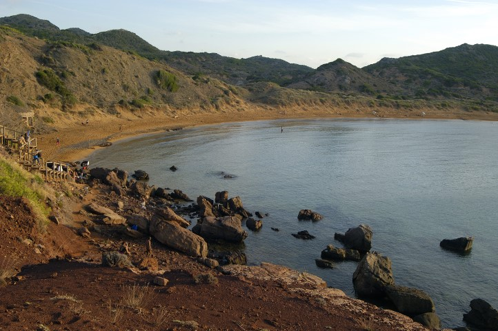Menorca-playa-Cavalleria