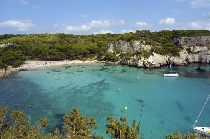 Las mejores playas (y calas) de Menorca 1