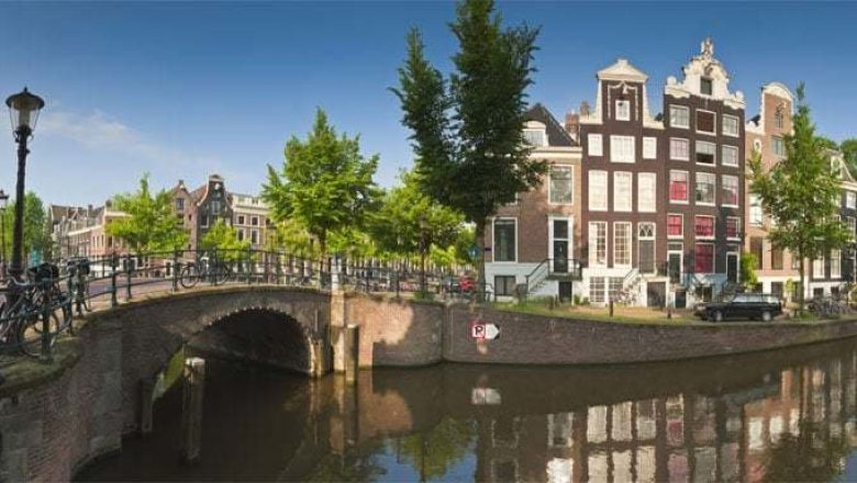 Nueve lugares que no debes dejar de visitar cuando vas a Ámsterdam