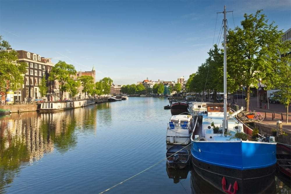 Nueve lugares que no debes dejar de visitar cuando vas a Ámsterdam 2