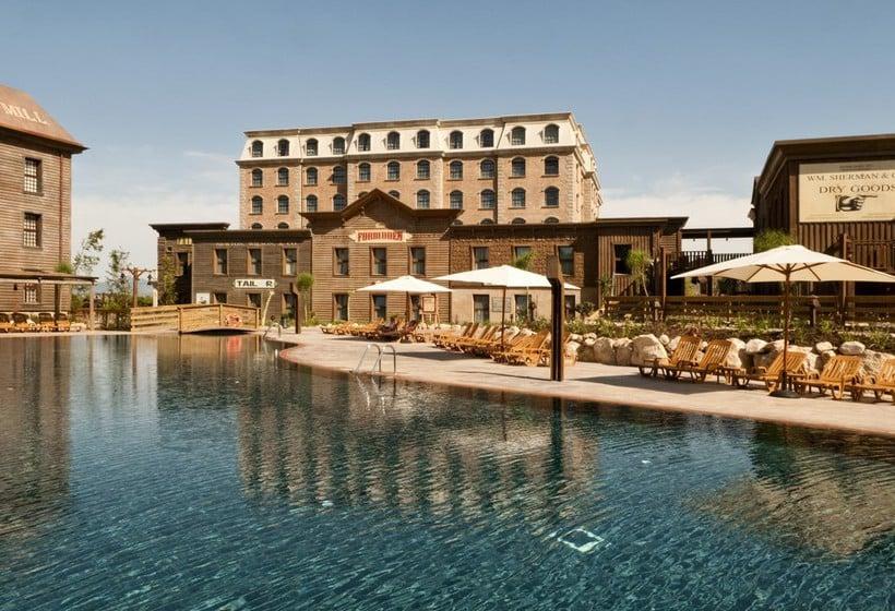 PorAventura-hotel-gold-River