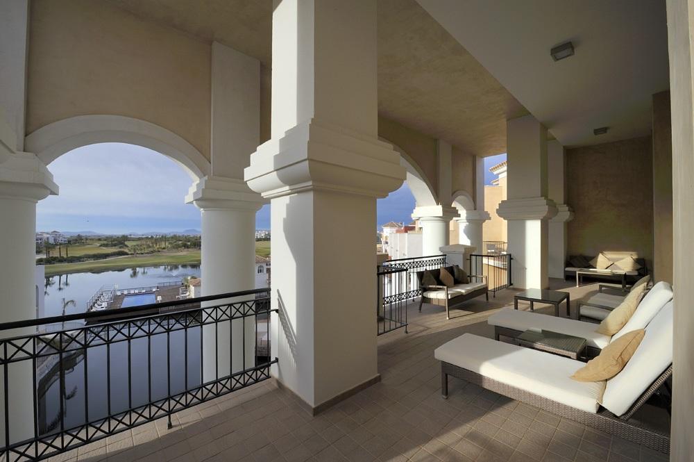Hotel La Torre Golf Resort & Spa, un oasis para los sentidos en Murcia 2