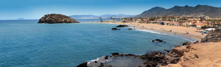 Murcia-playa-Mazarrón