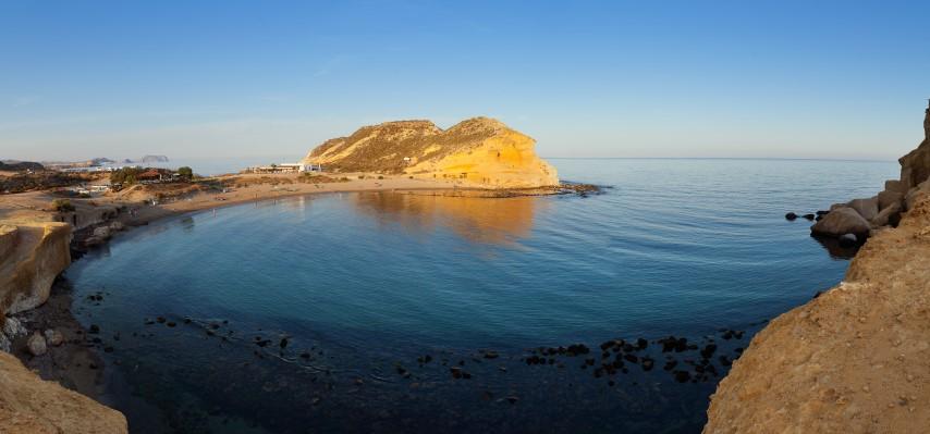 Murcia-Aguilas-Playa-Cocedores