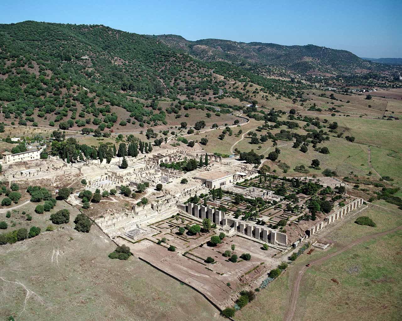 Córdoba_restos_arqueológicos_Medina_Azahara
