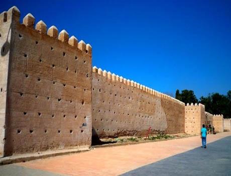 Marruecos_saidia_Kasbah
