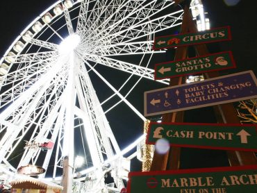 Guía de Londres para no perderte nada en Navidad