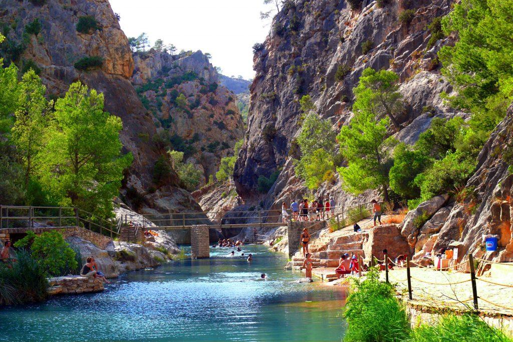 Las 10 mejores piscinas naturales de espa a destinia magazine - Piscinas naturales badajoz ...