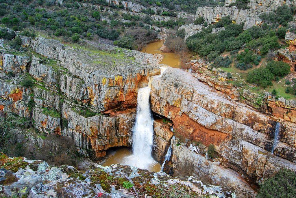 Cascadas en España - Cascada de Cimbarra Blog de Destinia