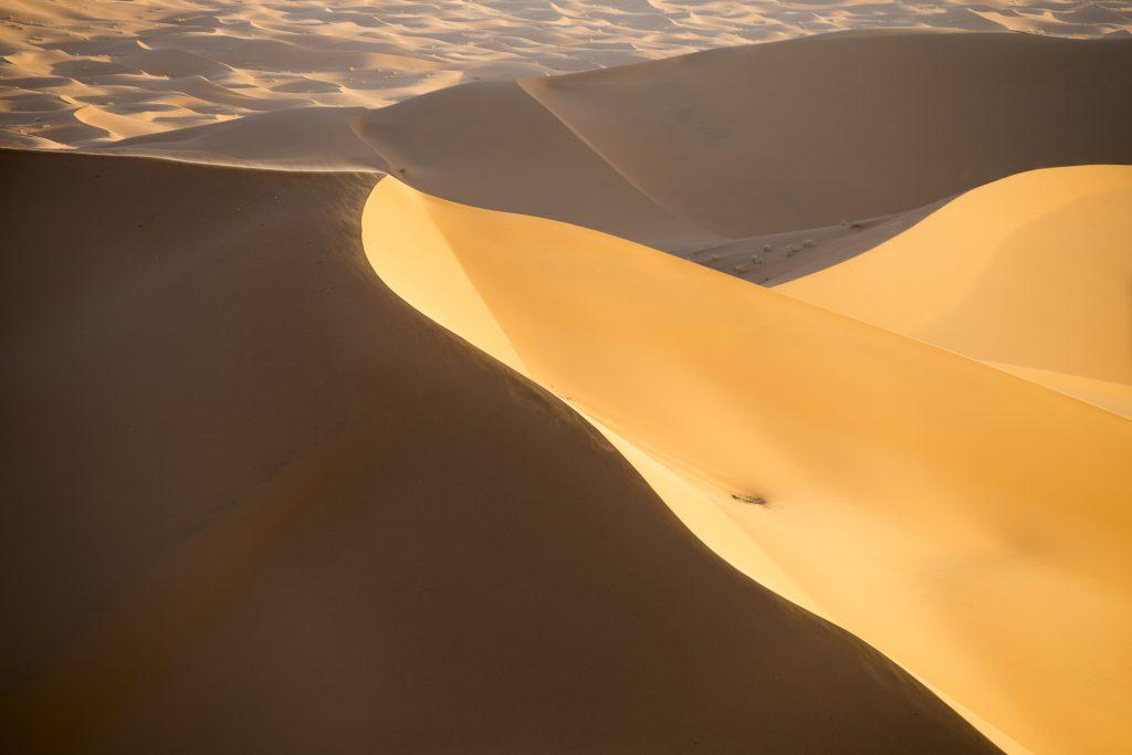 desierto dunas erg chebbi