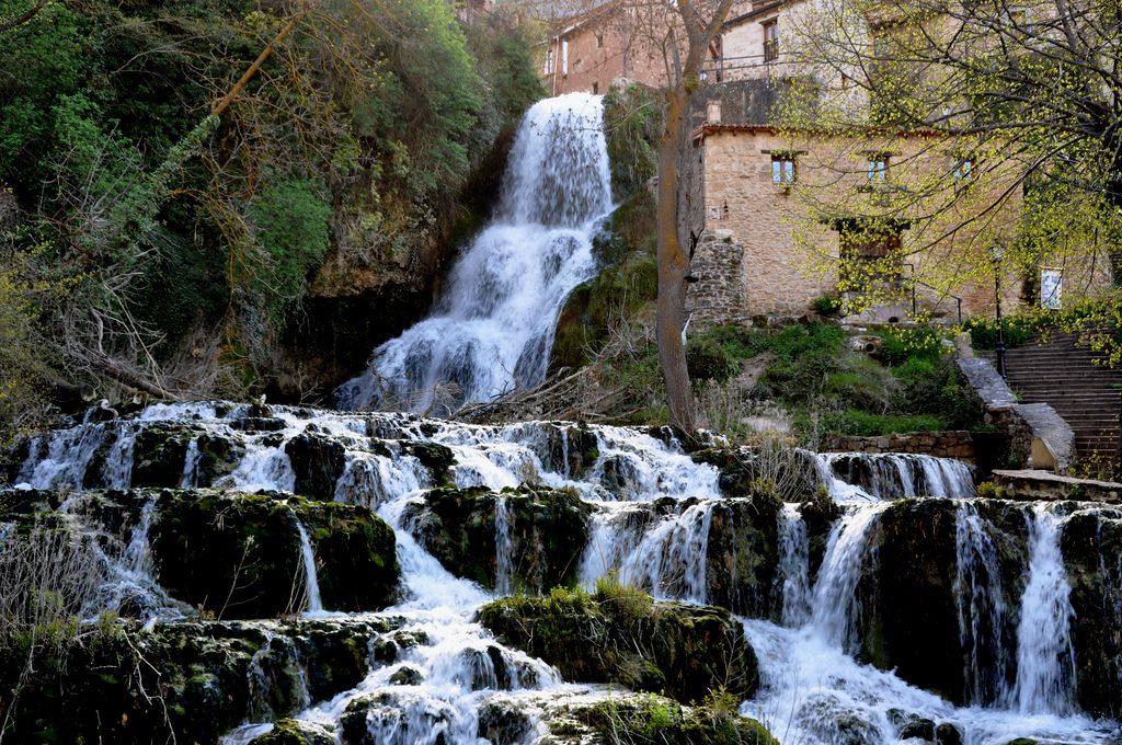 Cascadas en España - Ornabeja del Castillo