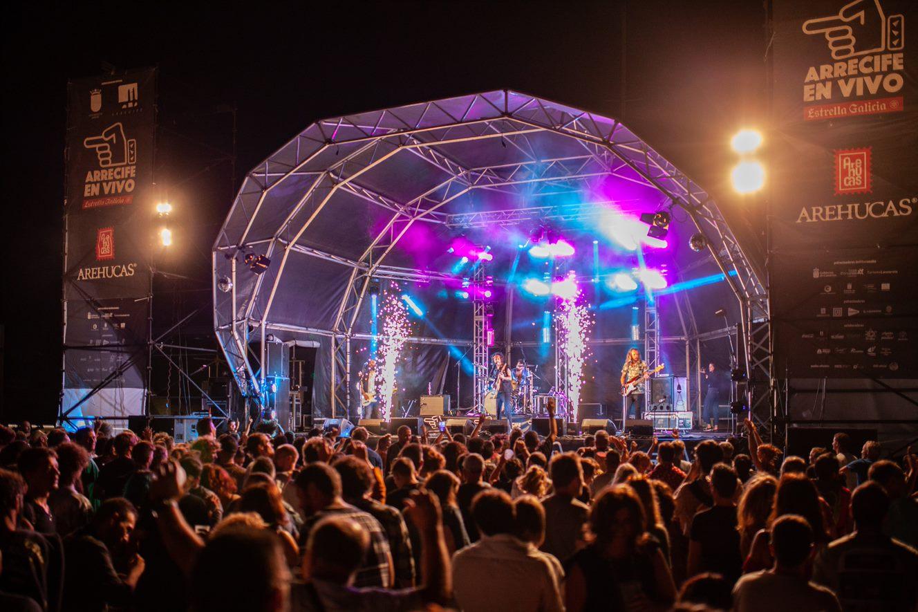 Festival en Lanzarote