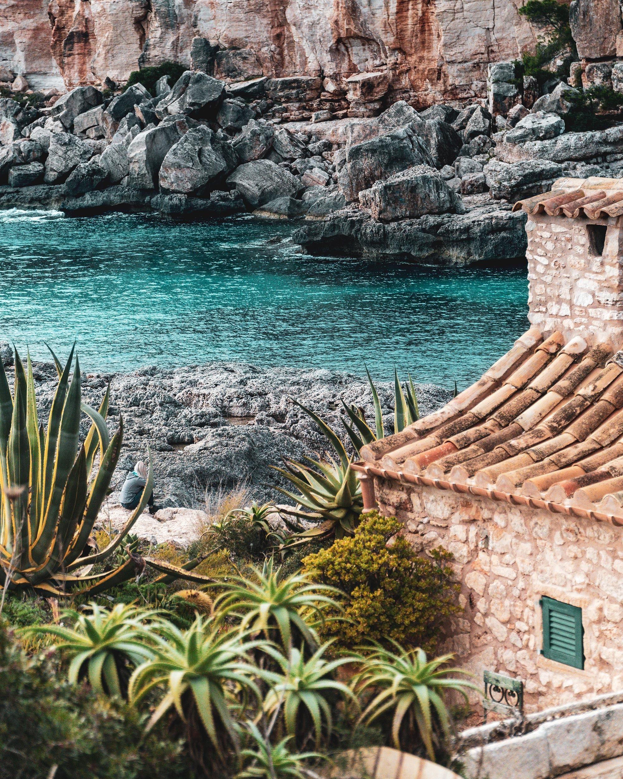 Calas de Mallorca - Cala S'Almunia en Mallorca