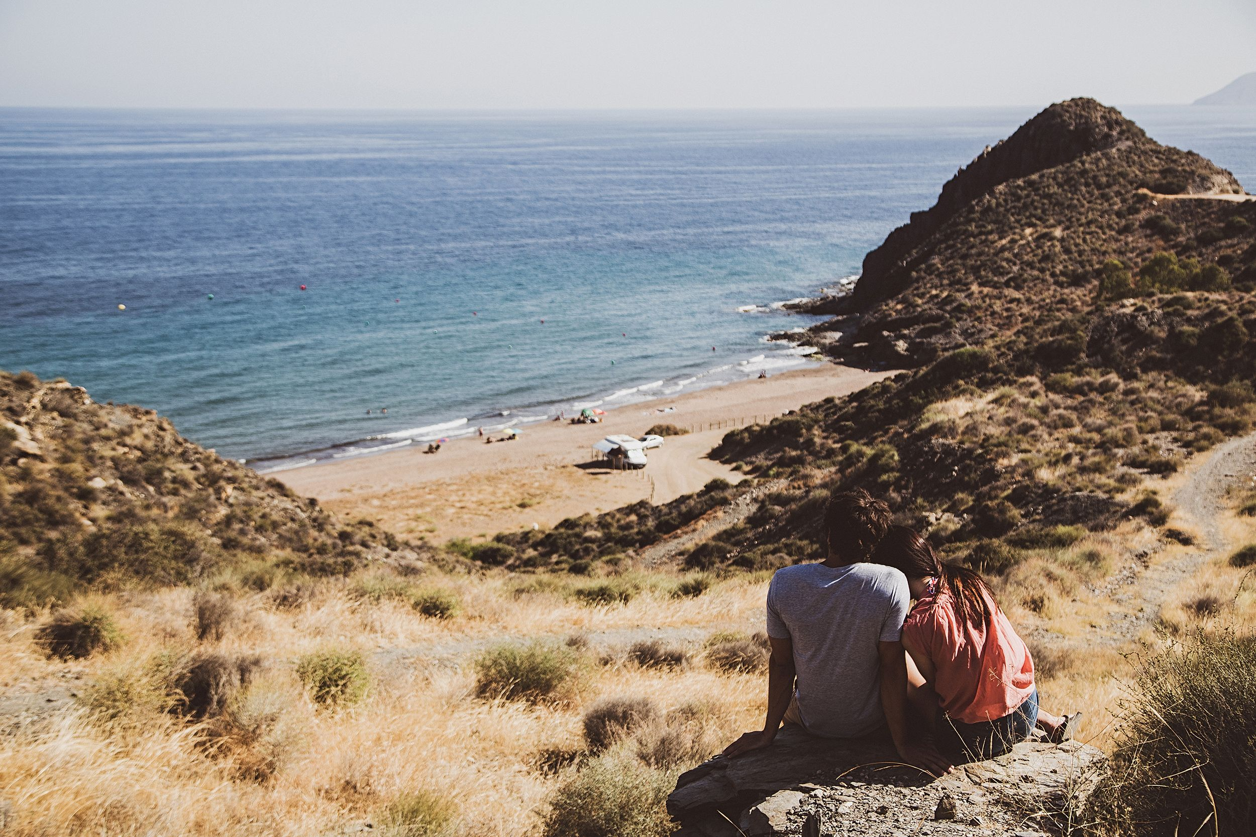 Cala de Calnegre en Lorca