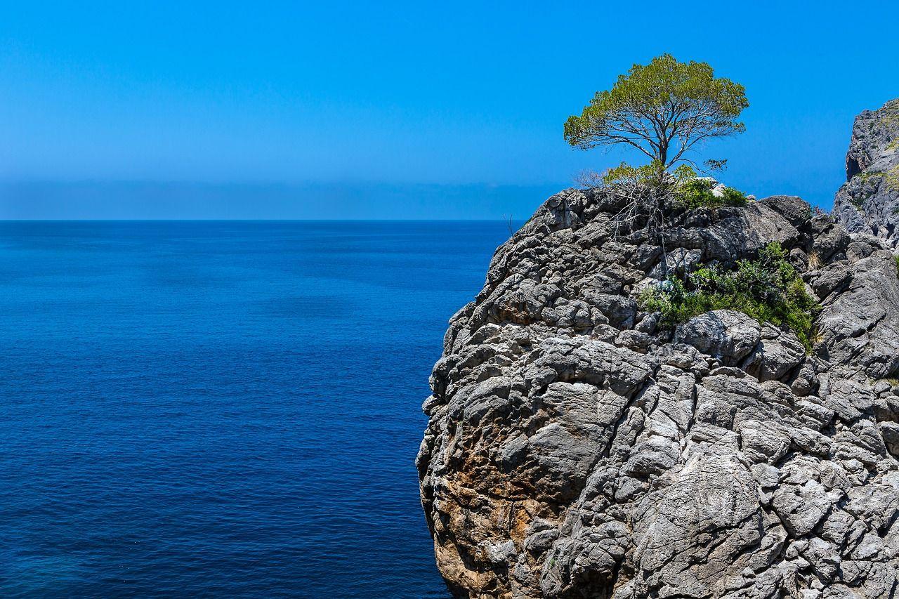 Calas de Mallorca - Cala de Sa Calobra en Mallorca