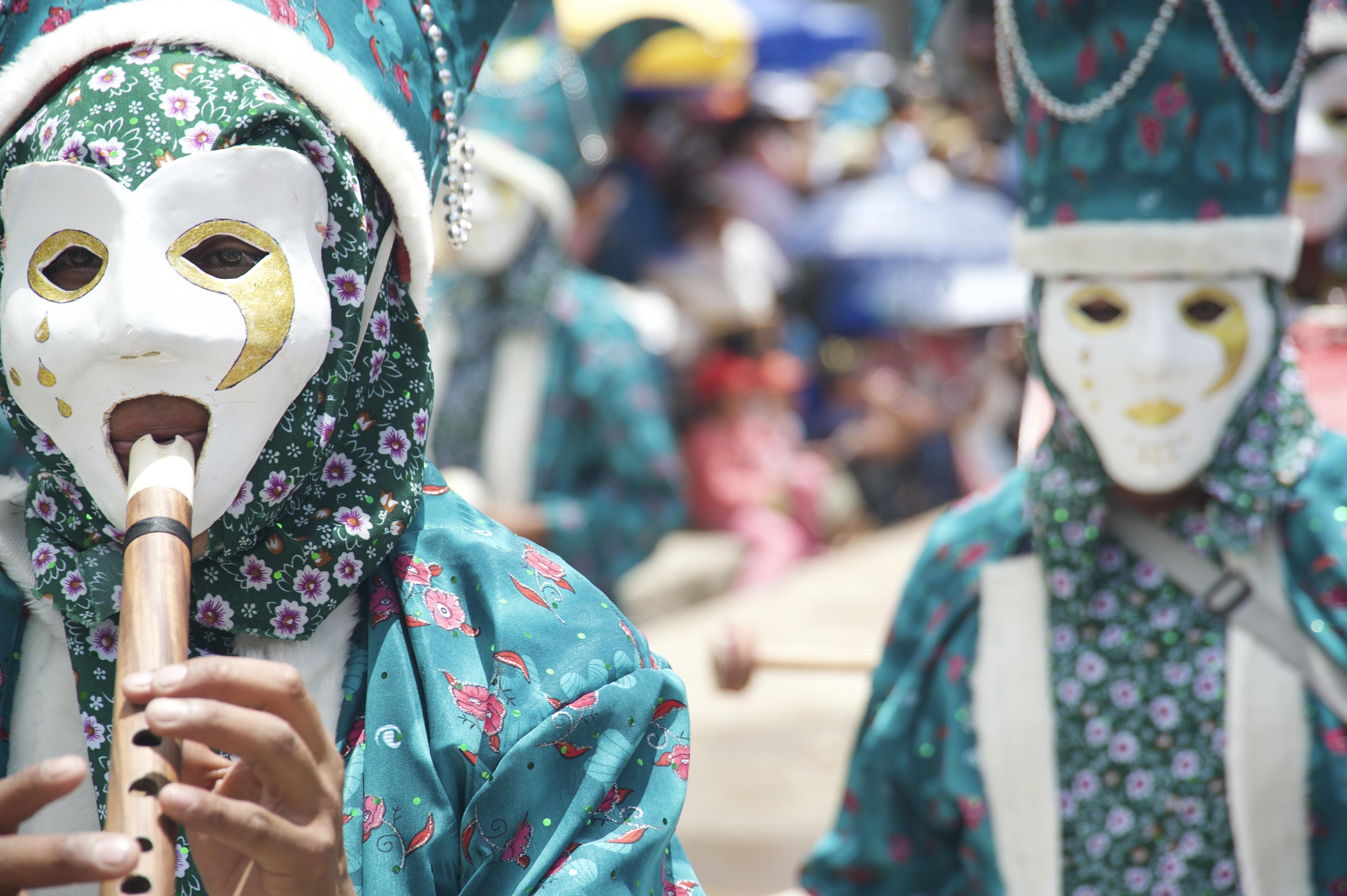 Carnaval de Cajamarca en Perú
