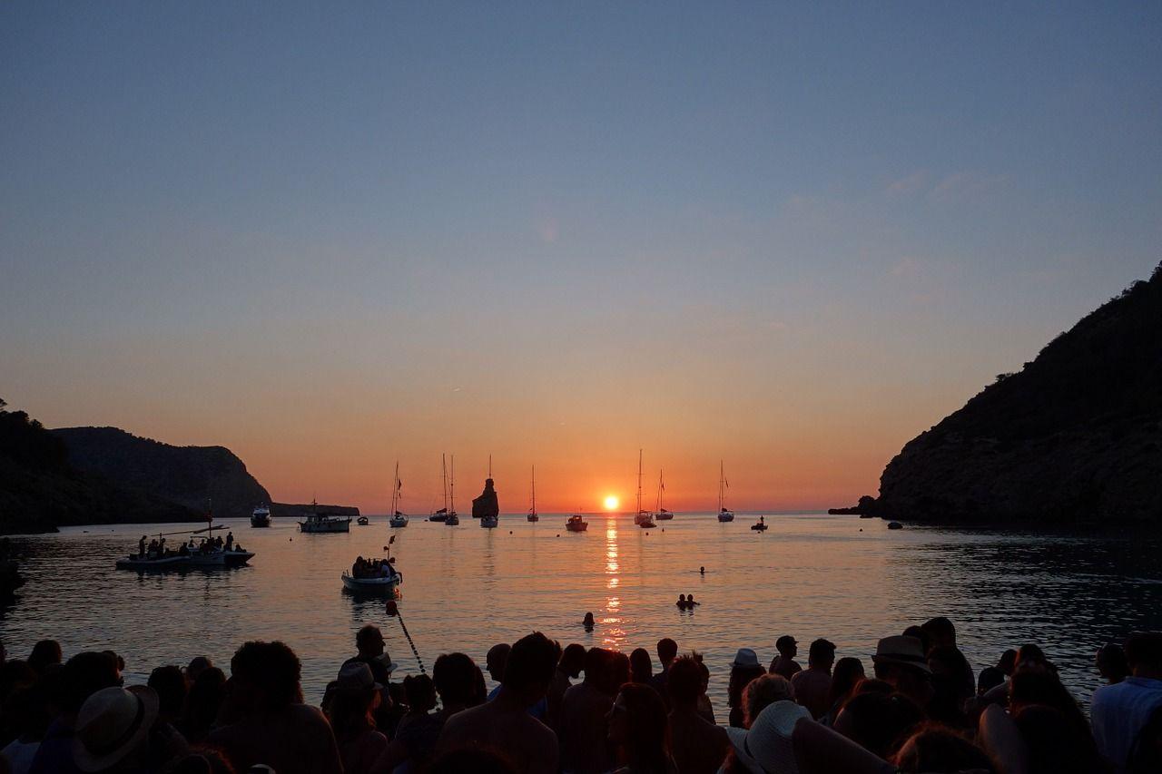 Calas de Ibiza - Cala Benirràs en Ibiza