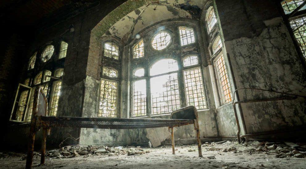 Chernobyl y el Dark Tourist 1