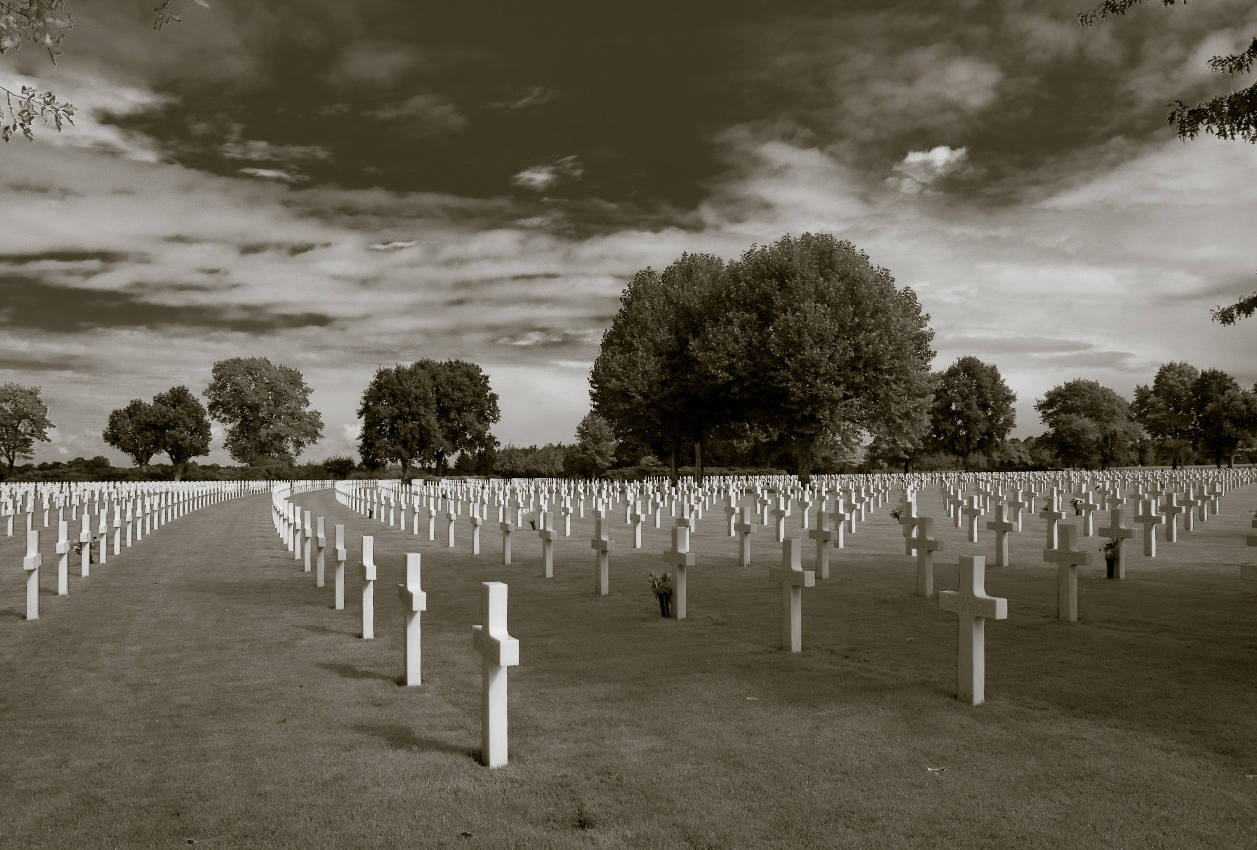 dark tourist cementerio