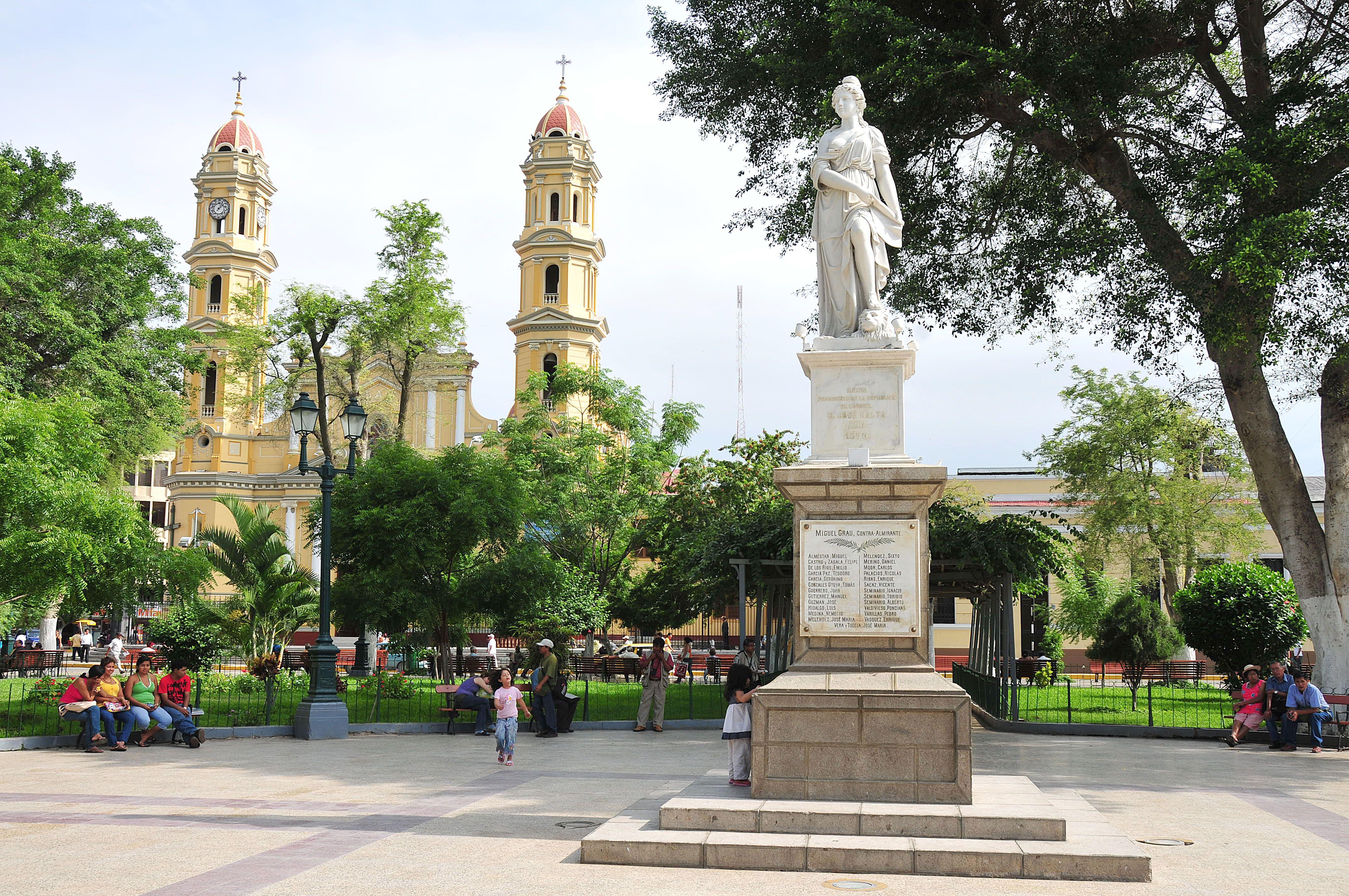 Piura en Perú