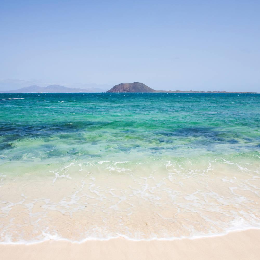 Mejores playas de fuerteventura - Playa de la isla de Fuerteventura