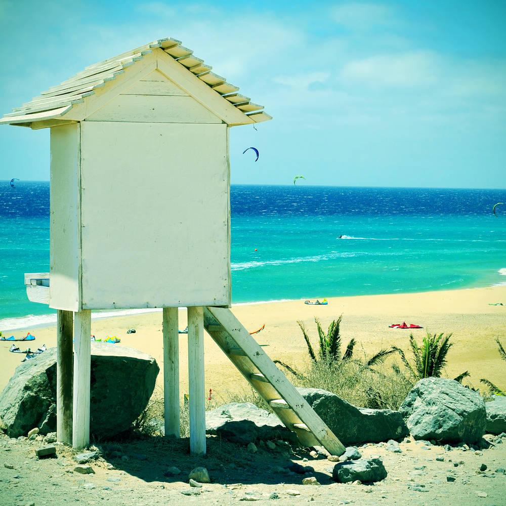 Mejores playas de fuerteventura - Playa de Sotavento en Fuerteventura