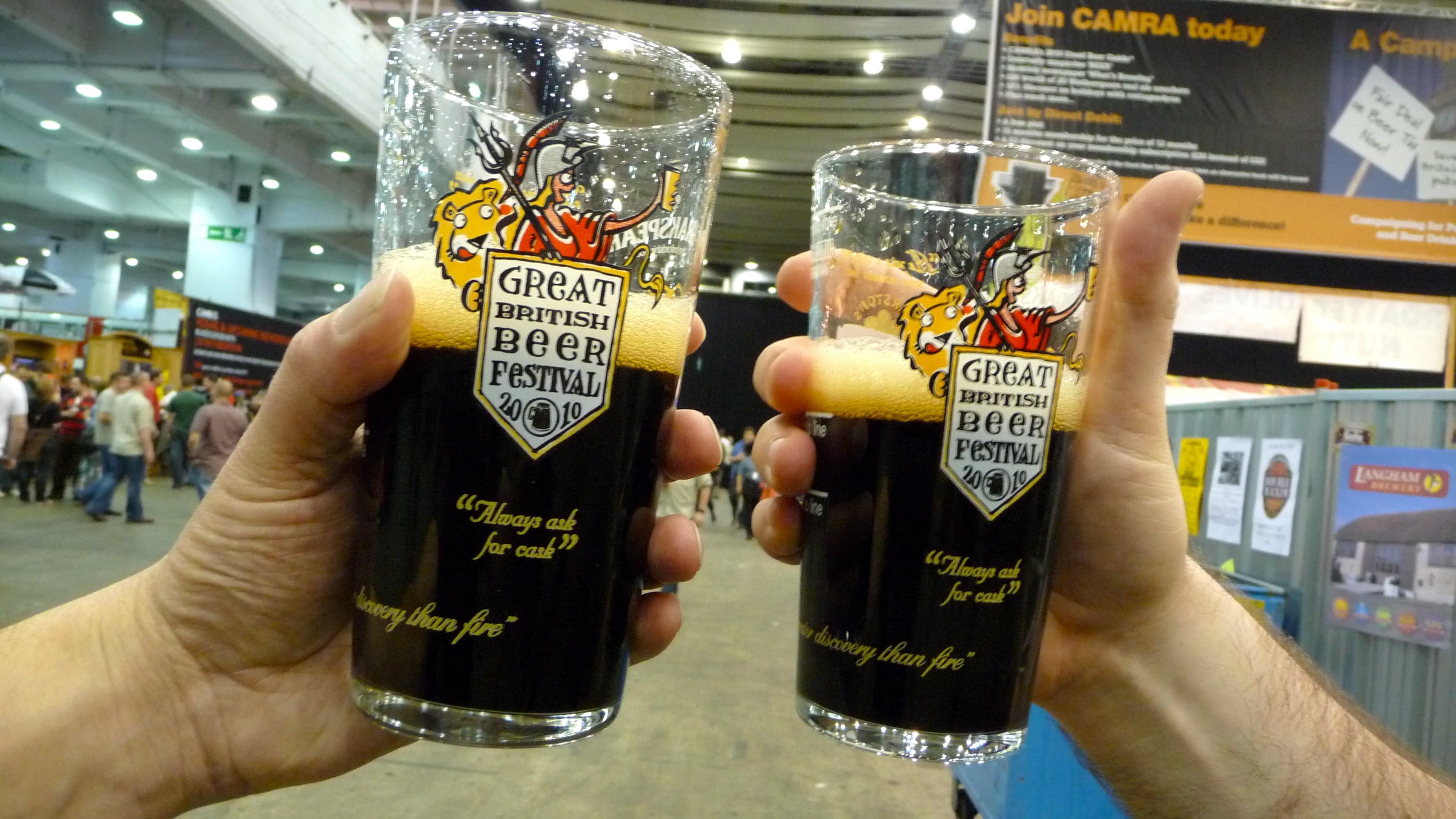 festival de cerveza british