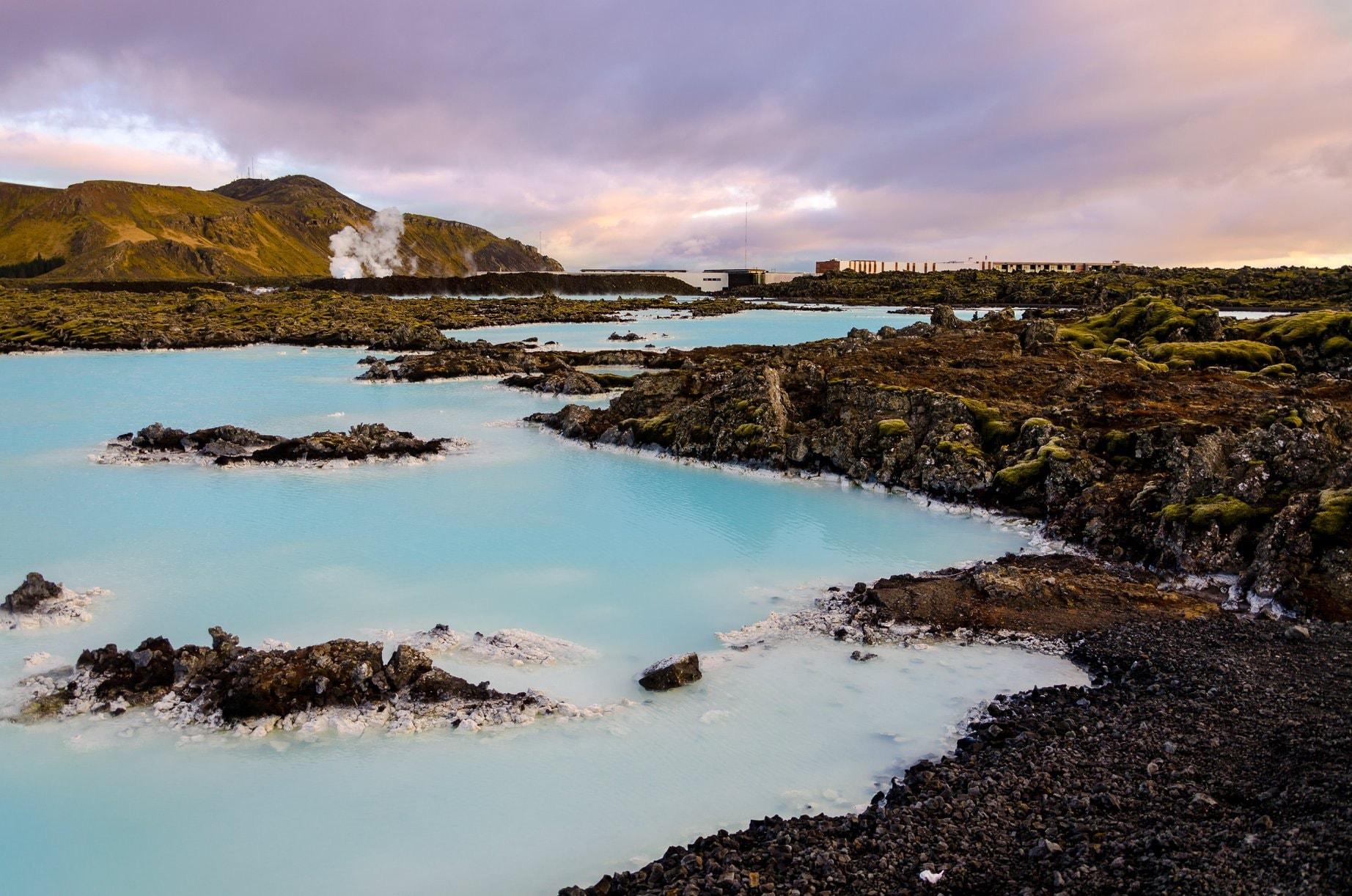 ruta por islandia agua