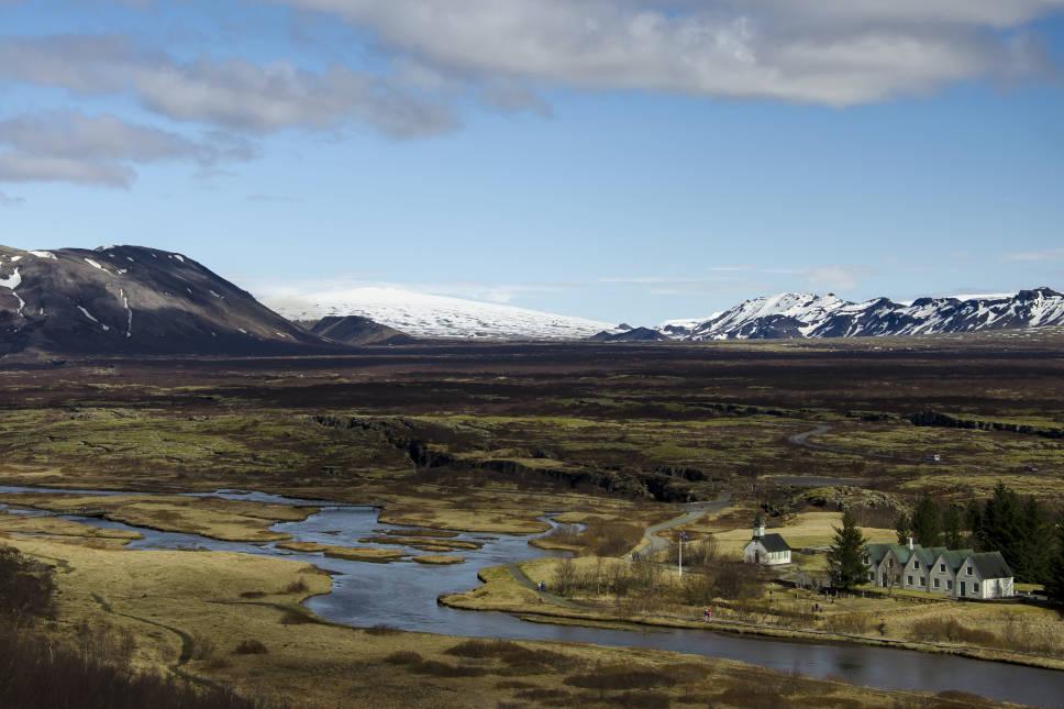 parque nacional islandia