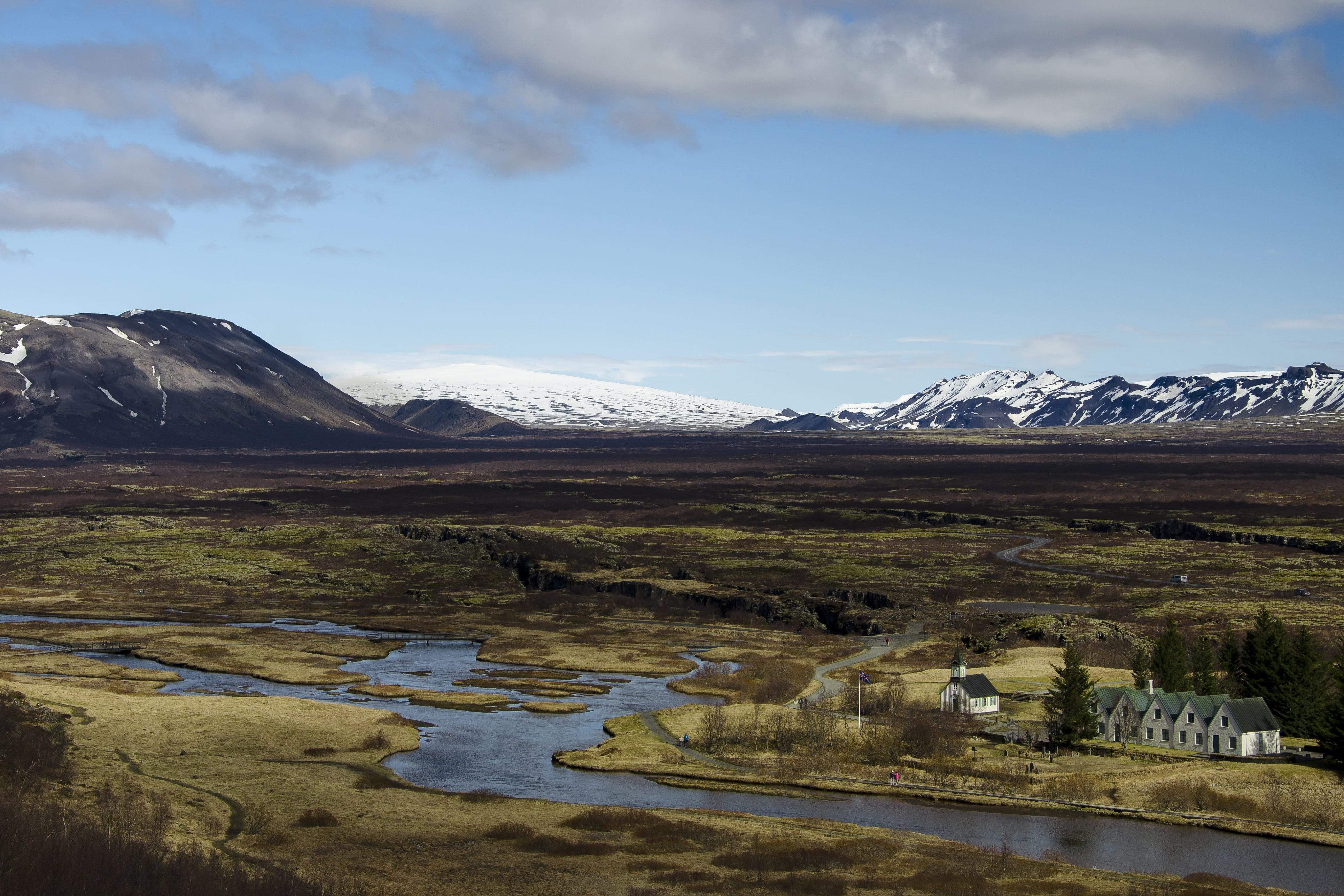 ruta por islandia Gullfoss