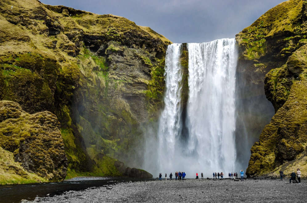 vik ruta por islandia