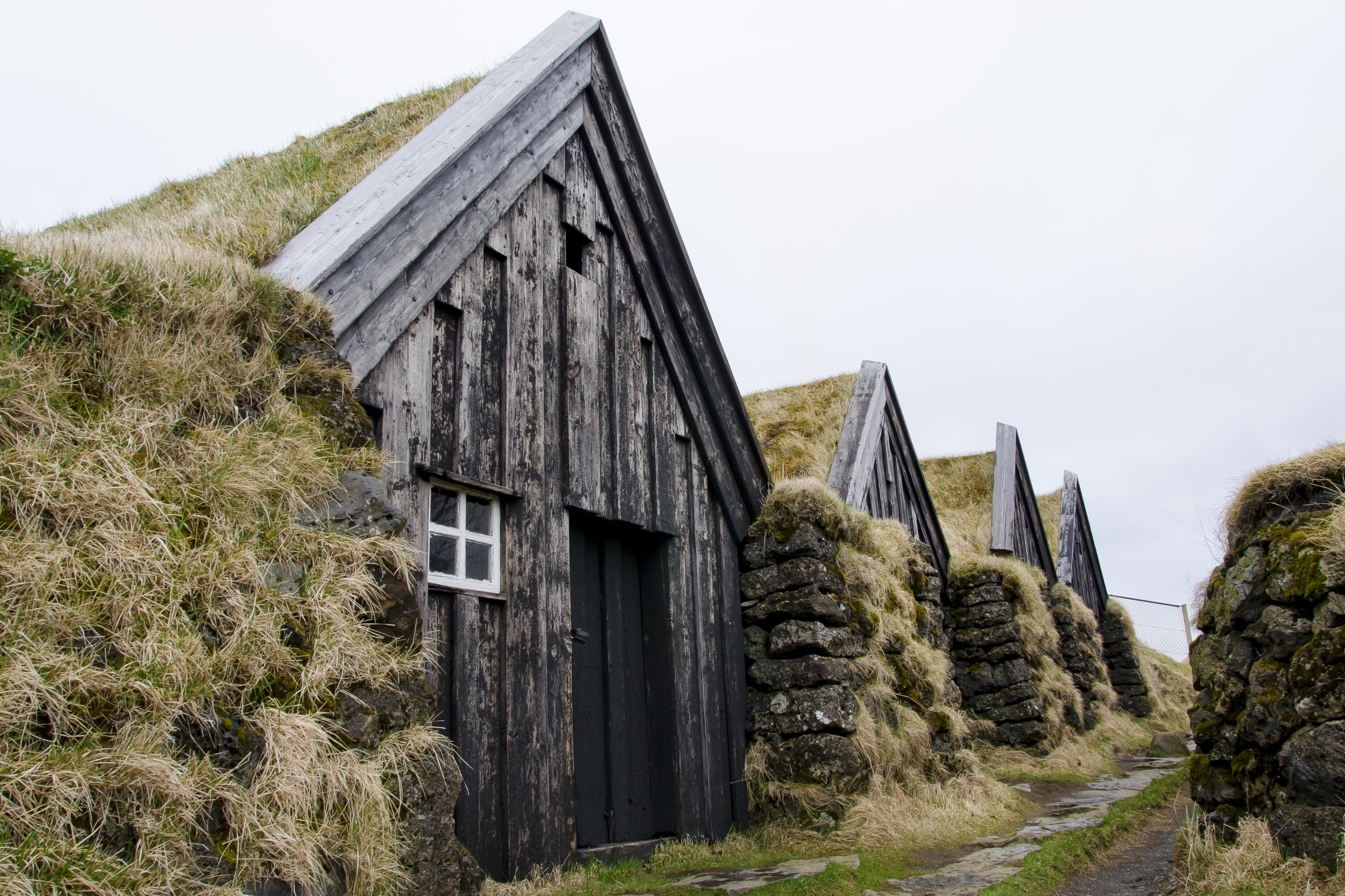 ruta por islandia pueblo