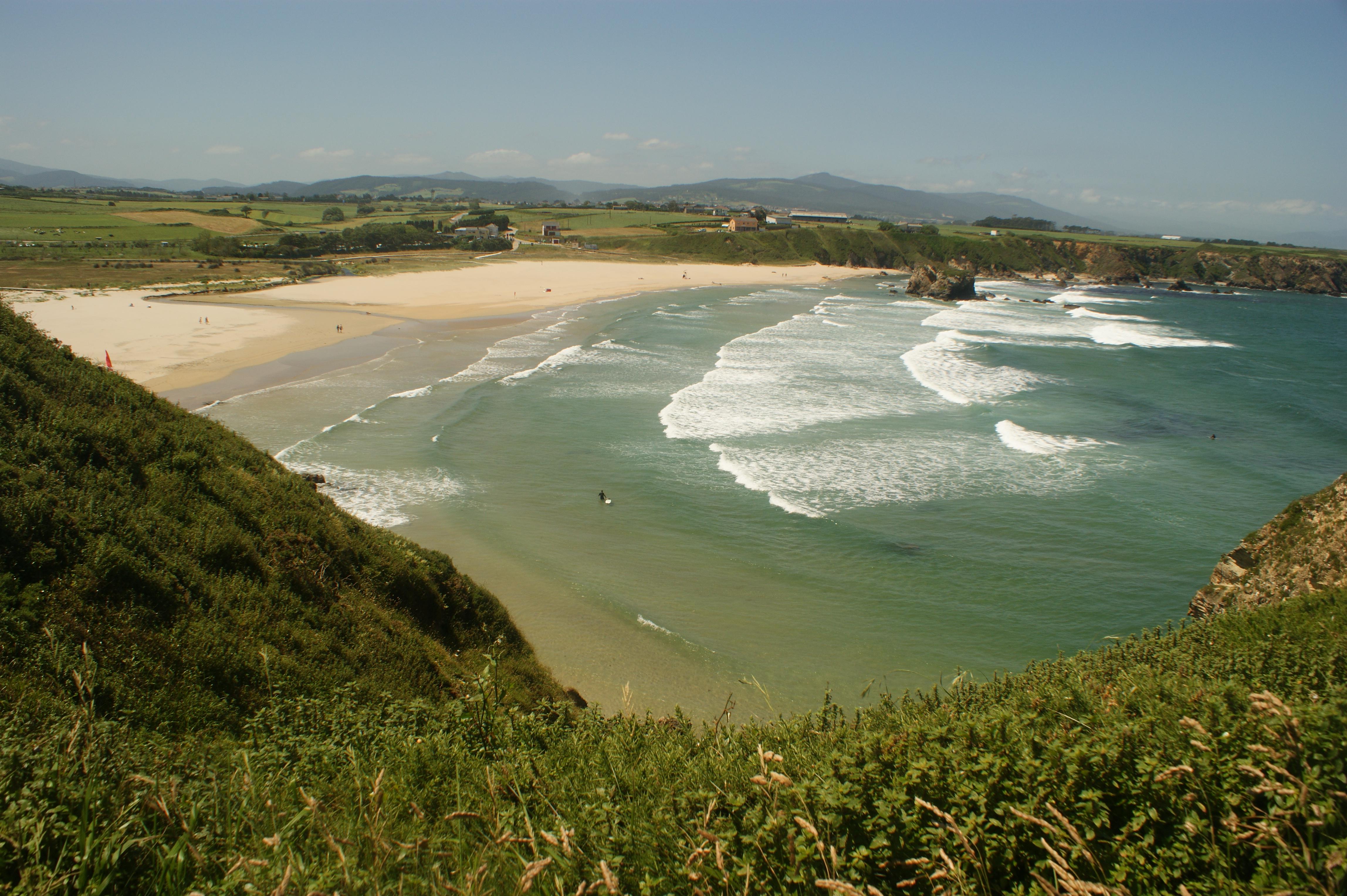 mejores playas españa penarronda