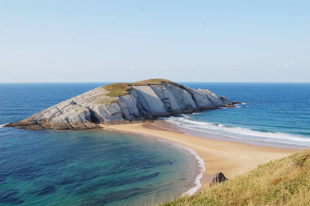 las mejores playas de españa covachos