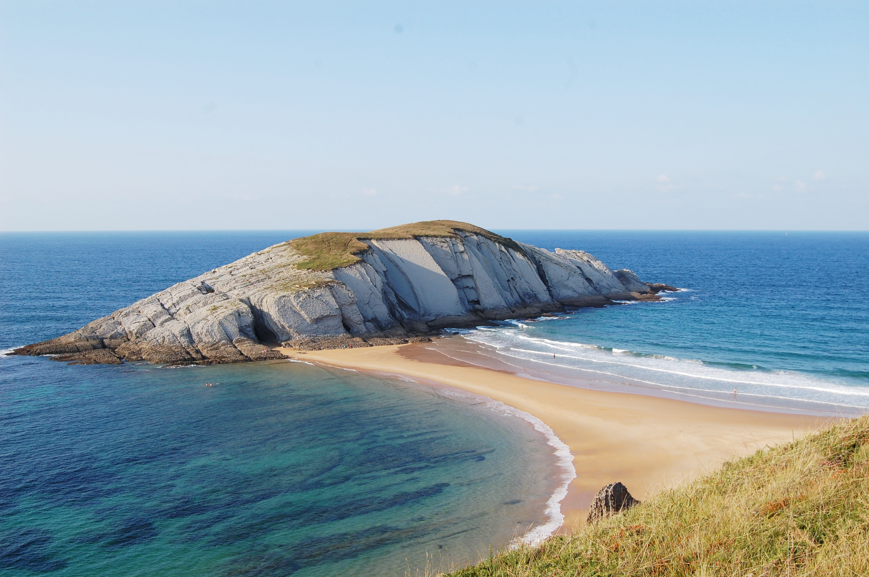 mejores playas españa covachos