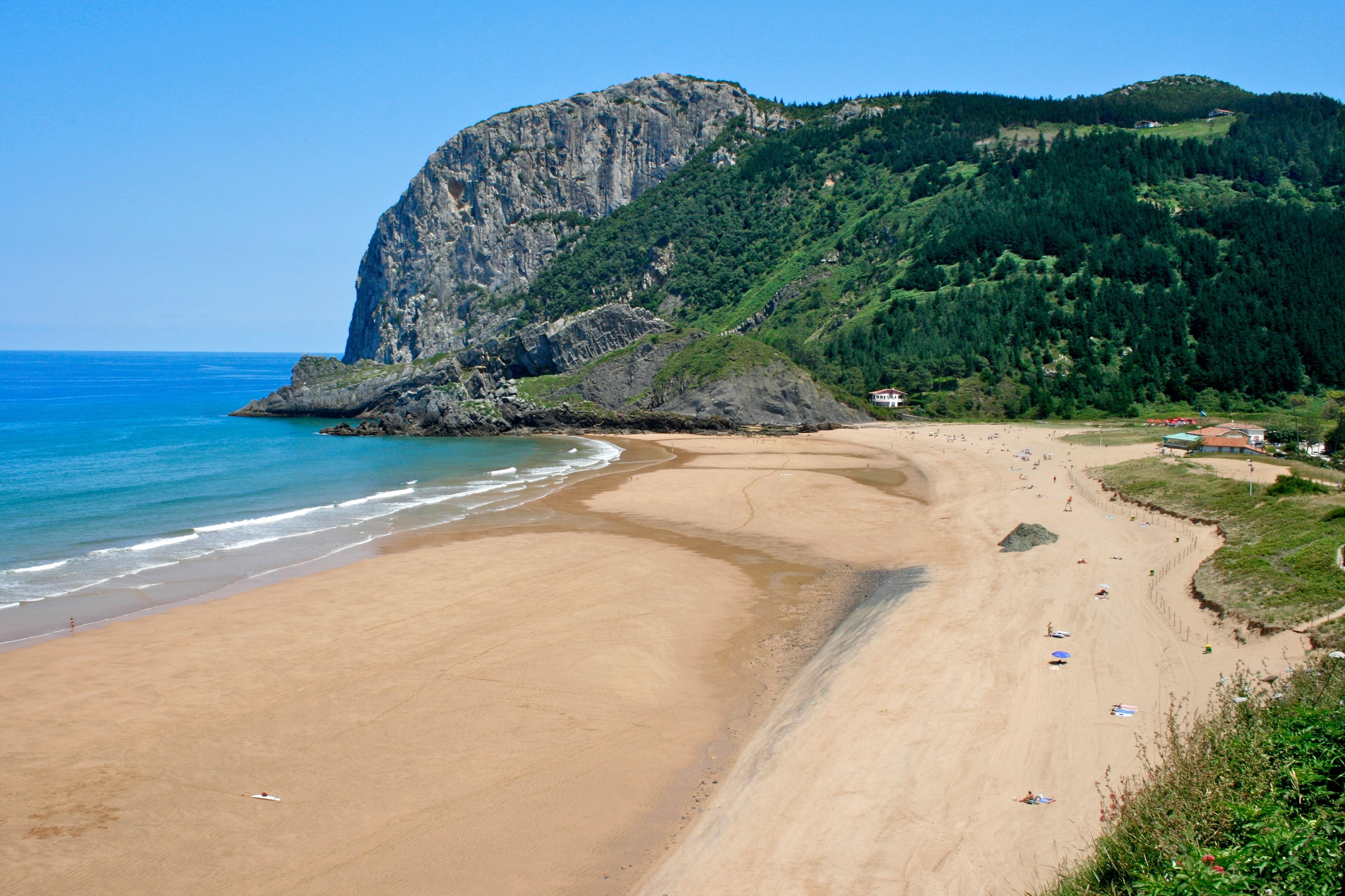 mejores playas españa laga