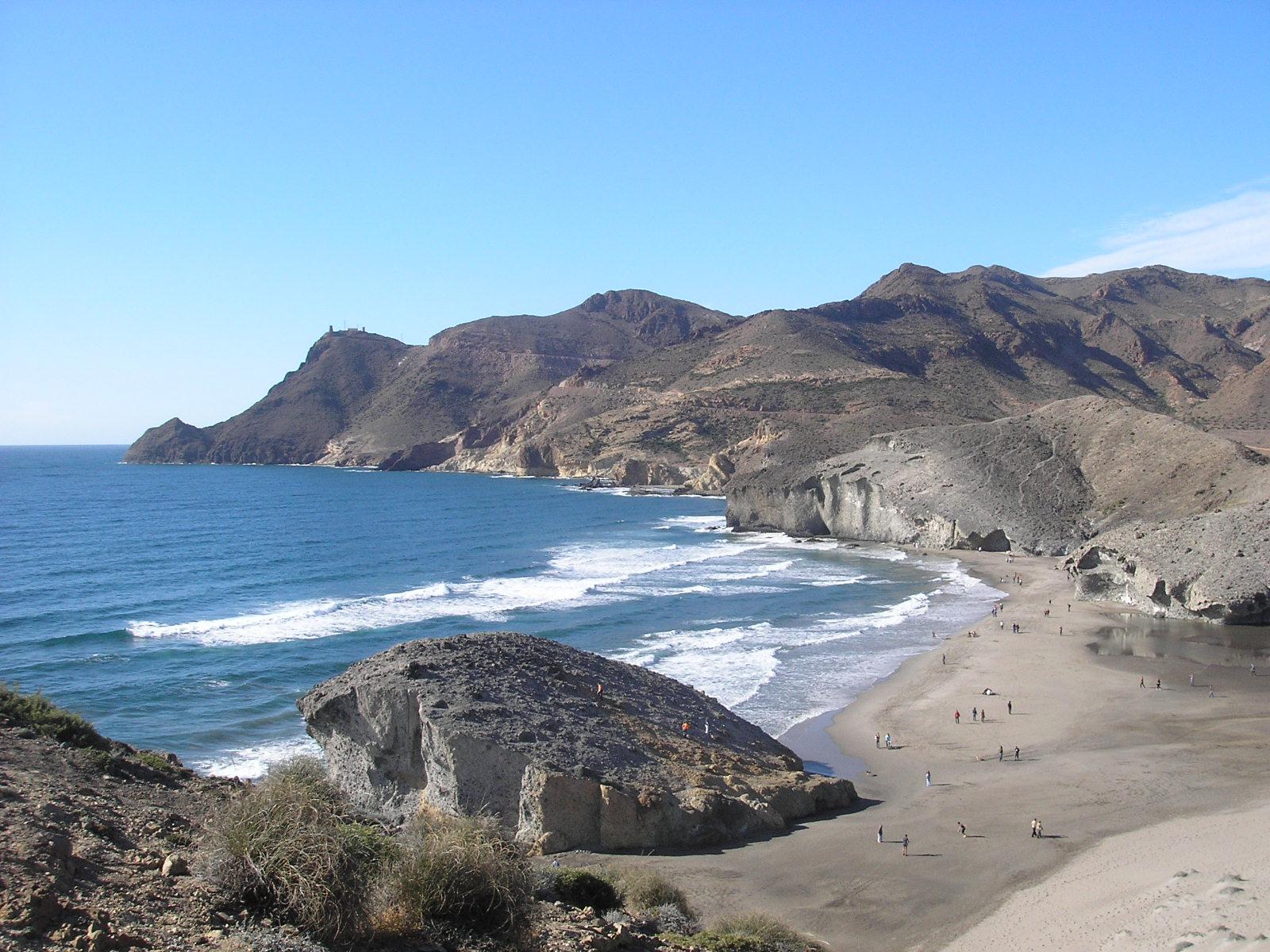 monsul mejores playas españa