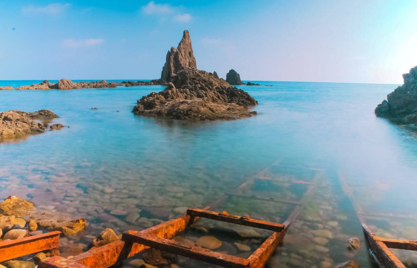 El paraíso en bruto de las playas de Cabo de Gata 1