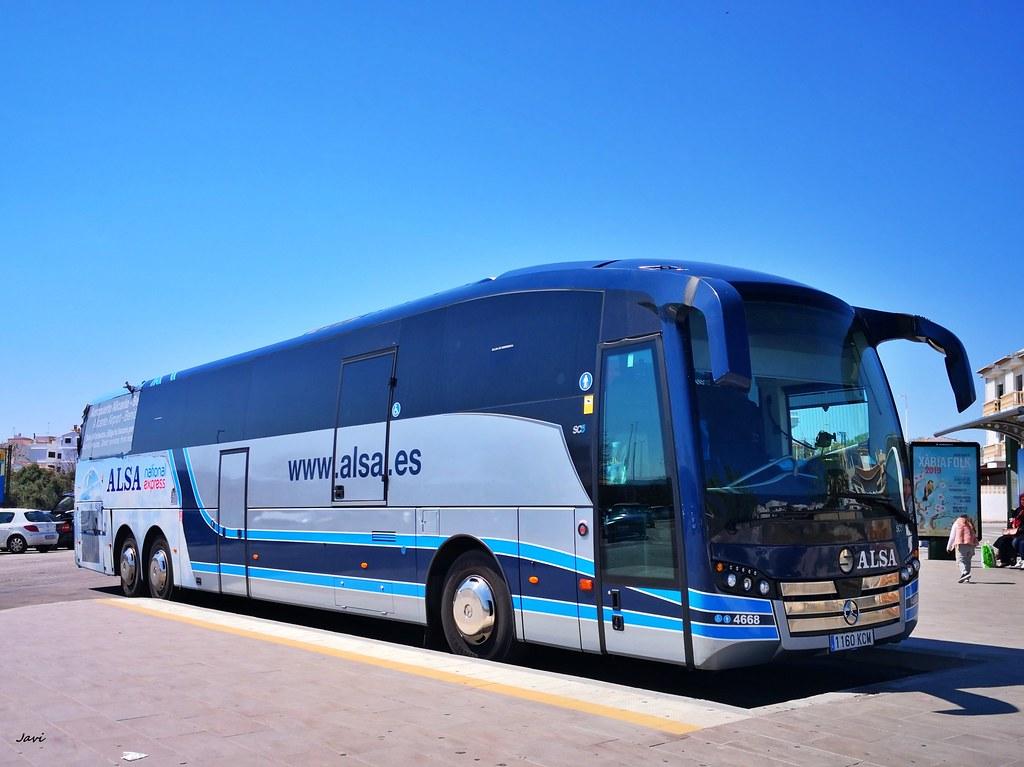 autobus iberia