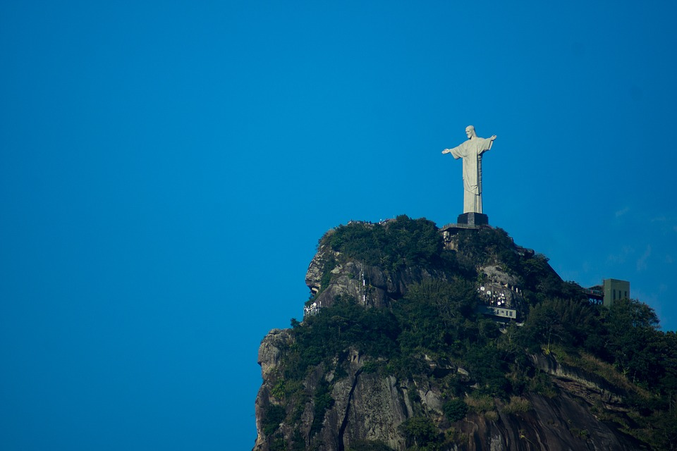 cristo redentor maravilla mundial