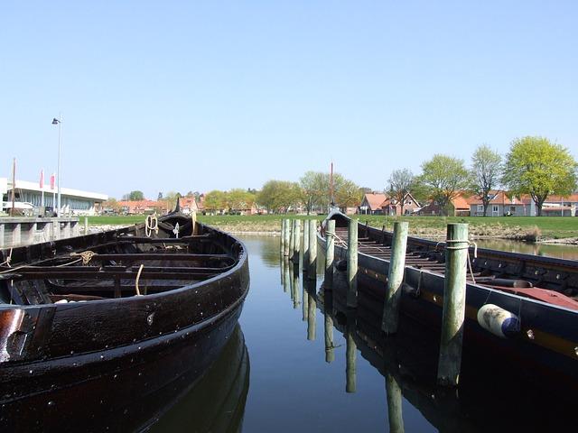 barca vikinga dinamarca