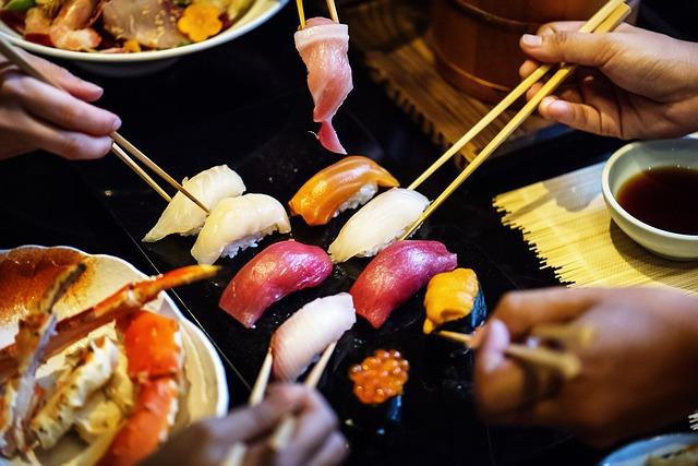 sushi dinamarca